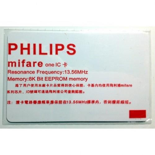 MiFare Philips S50